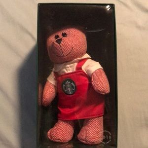 2016 Starbucks Collectors Barista Bear
